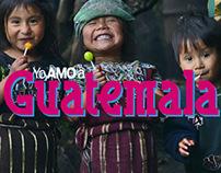 #YoAmoAGuatemala