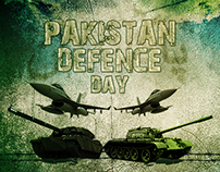 Pakistan Defence Day Poster | 6 September