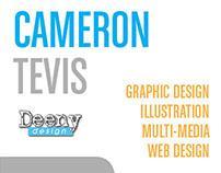 Cameron Tevis - Design Porfolio