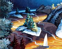 Philip Koch Paintings