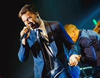 Recital - Ricky Martin en Metropolitano