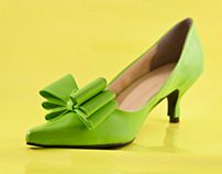product photography for Inc.5 Shoes