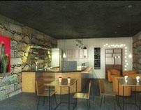 Café - jardin Ofelia