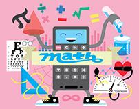 S.T.E.M. Murals - Kilpatrick Elementary