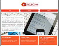 Website - BTB Telecom