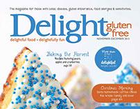 Delight Gluten-Free Magazine November | December 2013