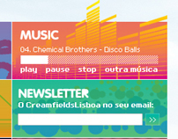 Creamfields Lisbon 2k7