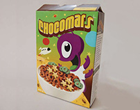 Chocomars Cereal