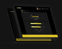 Powners Web UI/UX