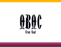 Free Abac Decorative Font Family