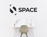 Space Co-Working Office - BRANDING