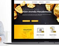 AltunGold Gold & Precious Metals e-Commerce
