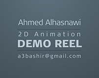Demo Reel  2D Animation