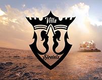 Streintz Villa Branding design