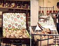 Buffet allestito-Home Sharing Club di Firenze - Airbnb