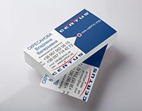 Business card for Certus Ltd