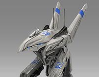 Sentinel Falcon Mech