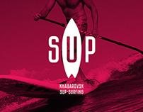 SUP-SURF LOGO