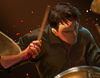 Whiplash Fan Art