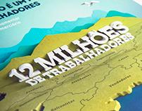 CNTC | 12 milhões de trabalhadores