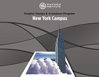 Anthem Institute Admissions Look Book