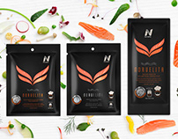 NORVELITA Premium Packaging design