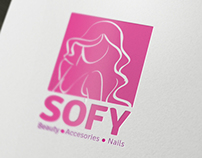 SOFY BEAUTY Branding & Packaging