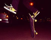 Mist skater