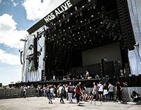NOS ALIVE '17: Documentary Photogaphy
