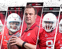 2016-17 Houston Sport Posters