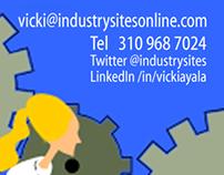 Industry Sites Online (Industry, Online + Print)