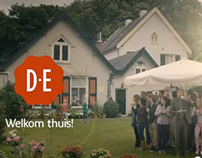 TV commercial Douwe Egberts - Welkom Thuis [2012]