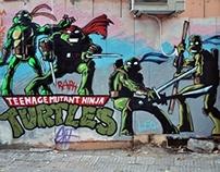 My Graffiti Walls