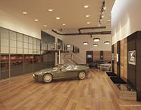 Auto Show Room