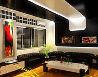Design d'intérieur salon
