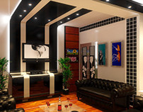 Salon Ultra moderne