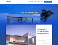 Vendomo - real estate platform blog