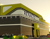 Showroom Renault