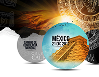 Mayan Calendar Celebrations 2012 ®