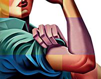 O empoderamento feminino na internet