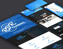 Branding and Web Development of rdrplumbing.com.au