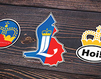 Liechtenstein Stickers