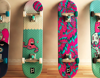 PHD Skateboards