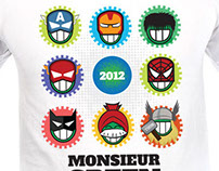 AIPGM 2012 - Tee Shirt Design