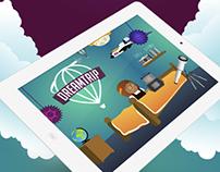 DreamTrip · App Game