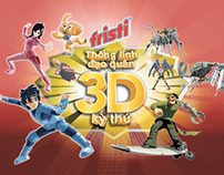 Fristi 3D Challenge