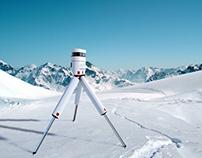 Nevero - Glacier Laserscan