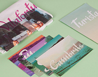 Turista Typeface