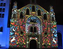 Videomapping Chiapas