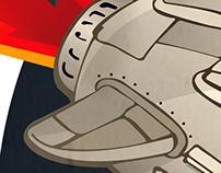 Spaceship for Miton